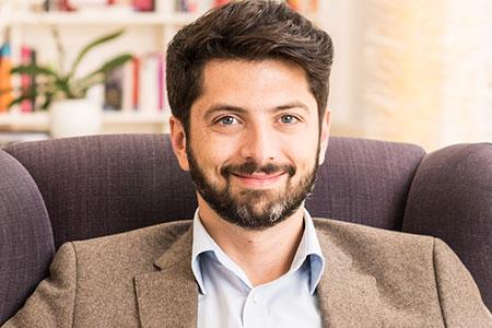 Psychotherapeut Wien 19 Florian Kwauka